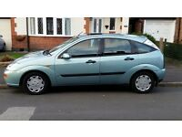 FORD FOCUS 1.6 Automatic 2002