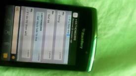 Blackberry. 9800