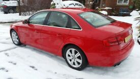 Im selling my Audi A4 2.0l Tdi Technik 2011