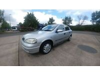 VAUXHALL ASTRA CLUB AUTOMATIC//GENUINE LOW MILEAGE 54k ONLY//1 YEAR MOT £680