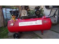 150 ltr Industrial air compressor(SIP brand )