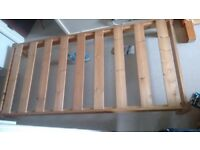 2 Wooden Bed - Great condition - Cambridge CB4