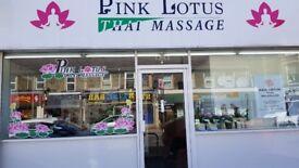 Pink Lotus Thai massage New Shop in Staple Hill