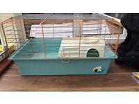 Rabbit guniea pig hutch / cage