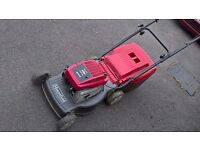 MOUNTFIELD SP470 SELF PROPELLED PETROL MOWER COST £400 ACCEPT £150