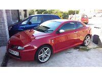 2008 Alfa Romeo GT Cloverleaf Q2 1.9 JTDM 170hp