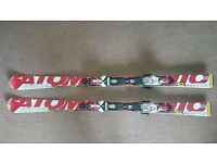 Atomic Race Ti SL Skis (156cm) with Atomic NEOX TL 12 bindings