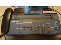 Samsung SF-370 Inkjet Fax Machine