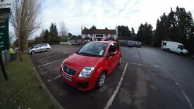 Citroen C2 1.4 VTR (Red) 2009 71600 miles, 2 previous owners, reliable, cheap to run!