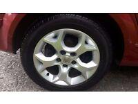 Vauxhall Astra sxi cdti 1.7 Red