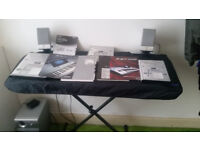Yamaha Tyros 2 - excellent condition - full accessory + 2x DVD