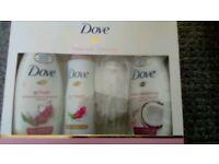 Dove gift set