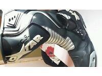 T. C.S Oxtar Motorbike Boots