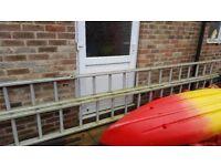 9 metre extending ladder