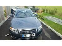 Audi a4 quadro