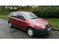 Fiat punto 1.2 petrol manual MOT 08-12-18
