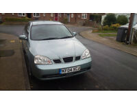 Daewoo Nubira II 1.6 sx Price reduced for quick sale.