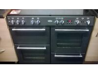 ovens and grill work because electric but hobs have 10% gas leak (spares or repairs)