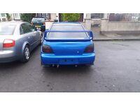 Subaru wrx, SOLD