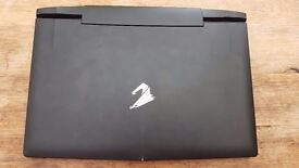Aorus X7 Pro V3-CF1 Gaming Laptop Nvidia 970m SLI, 16GB Ram, 2*256GB SSD RAID, 1TB HDD