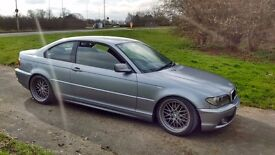 2003 BMW E46 320Cd - Remapped & Other Modifications