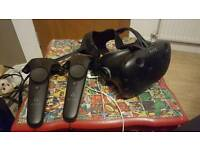 HTC Vive EVERYTHING INCLUDED AND BOXED (Used but great condition)