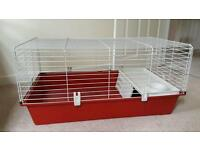 Guinea pig, dwarf rabbit or small animal cage.