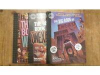 """Graphic Novels, """"The Big Book of"""" Series, Paradox Press, DC comics"""