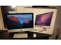 iMac 2011, 500gb, 4gb ram, 2.5ghz processor.Gd condition. Wless mouse + keyboard and box included