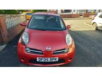 Nissan Micra 2005 Urbis 5 Door with Low Mileage
