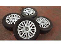"15"" Genuine VW Golf Wheels & Michelin Tyres (195/65/15) BARGAIN!!! £120"