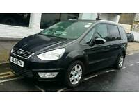 Ford galaxy 61 DIESEL AUTO 7 seater pco licenced