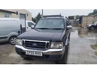 Ford Ranger Wildtrack 77,000
