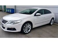 VW Passat CC | 2.0 TDI GT 4dr | Just Serviced | Full Service His | 3 Months Warranty | Bargain Price