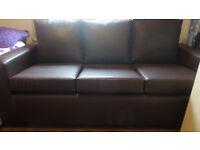 3 Seater Sofa Brand New £50