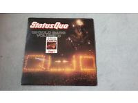 Status Quo – 12 Gold Bars - Double Vinyl LP/Album like new only £5