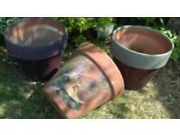Garde plant pots