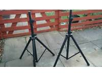 Disco Band Speaker Stands