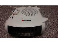Fan heater – Connect it
