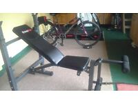 Bodymax Bench & Abe-Cycle For Sale