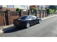 Audi a4 black edition 170