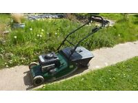 Hayter harrier 48 large self propelled roller mower