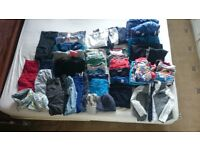 Boys Large bundle of clothes 5/7 age.about 80 items