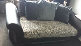 Sofa damaged but can cover free