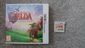 Zelda - Ocarina of Time [3DS]
