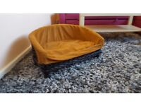 Beautiful bed for small dog NEW