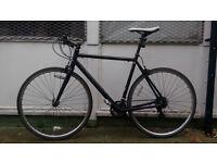 Ridgeback Genesis Day:01 (21 Speed Hybrid Bike)