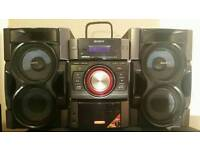 SONY CD , IPOD, AUX STEREO