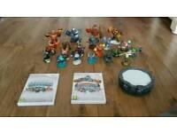 Skylanders figures & games