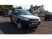 LAND ROVER FREELANDER TD4 ES AUTO 2L DIESEL AUTOMATIC ++3 DOOR ++HARD TOP+CLEAN INSIDE OUT++4x4 AUTO